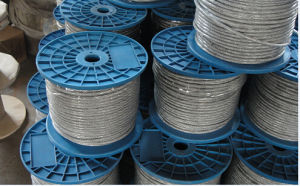 Galvanized Steel Wire Rope 6X7 for Ropeway Drawing with Good Quality and Good Price pictures & photos