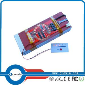 24s Li-ion/Li-Polymer/LiFePO4 Battery Pack BMS pictures & photos