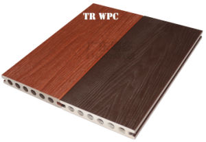 Co-Extrusion WPC Composite Shielded Decking pictures & photos