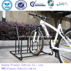 2015 Double-Side Loading 6 Bike Rack Grid Bike Rack-Stand for Bike pictures & photos