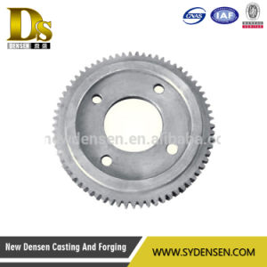 High Quality Customized Forged Gear Ring pictures & photos