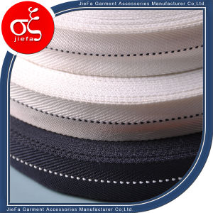 Wholesale Polypropylene Jacquard Elastic Polyester Webbing pictures & photos