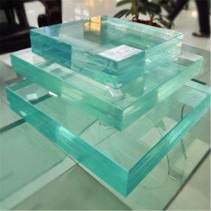 Factory Direct Sales 3mm Decoration Laminated Building Glass pictures & photos