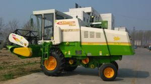 Paddy Mini Combine Harvester 4lz-2 2058