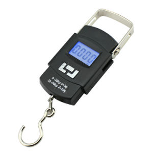 Hook Luggage Scale with Backlight (XF-A08L) pictures & photos