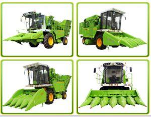 3 Rows Cutting Corn COB Maize Harvester 4yz-3b
