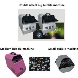 Stage Effect Equipment 60W/200W Bubble Machine pictures & photos