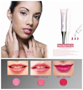 7 Days Magic Pink up Lip Gloss pictures & photos