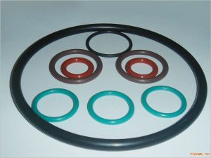Rubber Gasket, O Ring, V Ring, X Ring, Oil Seal Made with All Kinds of Rubber Material pictures & photos