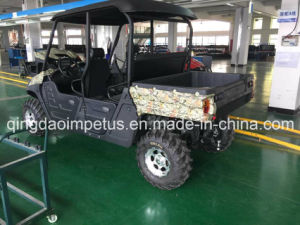 Chinese Manufacture High Quality 4X4wd 4-Seat 600cc UTV with EEC and EPA Certificate for Sale pictures & photos