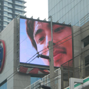 High Brightness Large P12 LED Screen for Outdoor Advertising pictures & photos