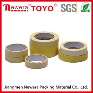 General Purpose Using for Auto Painting Crepe Paper Masking Adhesive Tape pictures & photos