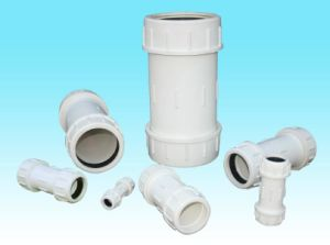 China Supply PVC Compression Coupling pictures & photos