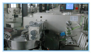 Chocolate/Granules Single Twist Candy Packing Machine (FD-800) pictures & photos
