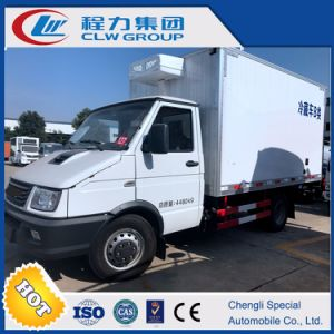 High Quality Small Iveco Freezer Truck pictures & photos