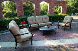 Garden Sofa Set Cast Aluminum Furniture pictures & photos