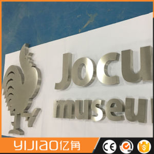 Custom Made Metal Decorative Letters for Wall Decoration pictures & photos