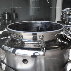 Stainless Steel Pharmaceutical Magnetic Stirring Tank with Bottom Mixer pictures & photos