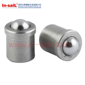 High Quality Stainless Steel Press Fit Plungers pictures & photos