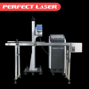 CO2 Laser Type on The Fly Laser Marking System Machine pictures & photos