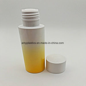 Pet Round Bottle for Cosmetic Packaging for Face Cream pictures & photos
