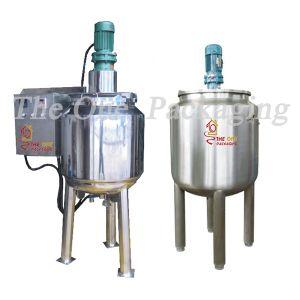 High Viscosity Liquid Cream Paste Stainless Steel Mixing Mixer Tank pictures & photos