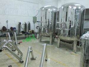 Stainless Steel Liquid Storage Tank for Water Treatment pictures & photos