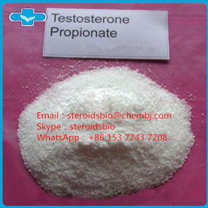 99.9% Purity Test P Anabolic Steroid Testosterone Propionate for Muscle pictures & photos
