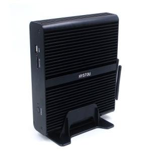 Skylake Intel 6th Core I7 6500u/6600u Barebone Fanless Mini PC pictures & photos
