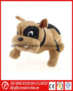 Plush Big Eye Dog Toy for Promotional Baby Gift pictures & photos