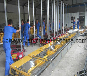 Factory Directly Plastering Wall Plaster Rendering Wall Machine pictures & photos