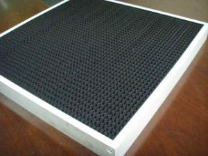Electrostatic Matching High Efficiency Ozone Removal Filter pictures & photos