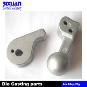 Die Casting Die Casting Part Aluminum Casting pictures & photos