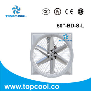 """Agricultural Equipment Cooling Poultry Fan Dairy Ventilator Gfrp 50"""" pictures & photos"""