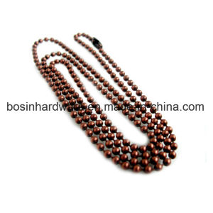 Antique Copper Metal Ball Chain pictures & photos