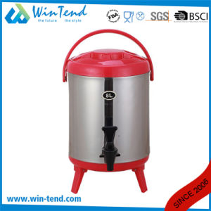 Restaurant Portable Transport Bubble Tea Barrel with Leg pictures & photos