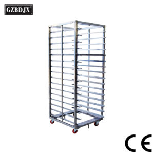 32trays Stainless Steel Baking Rotary Rack for Bakery pictures & photos