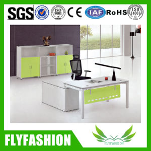 New Design Wooden and Metal Office Desk (OD-135) pictures & photos