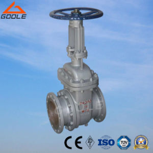Manual Ceramic Scum / Slag Gate Valve (GPZ41TC) pictures & photos