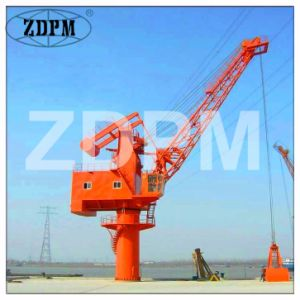 Floating Marine Ship Crane /Offshore Crane pictures & photos