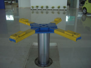 One Post Single Post Auto Lifter Car Hoist Car Lift with Air Power pictures & photos