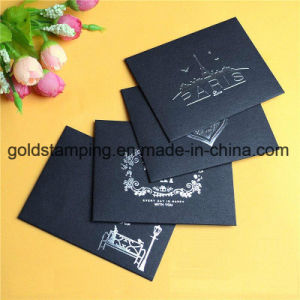 Hot Stamping Paper Foil for Envelope pictures & photos