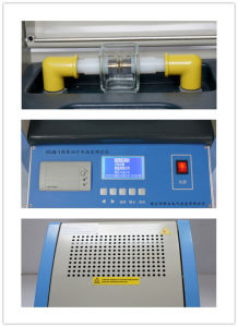 China Provider Bdv Single Cup Transformer Oil Withstanding Voltage Tester pictures & photos