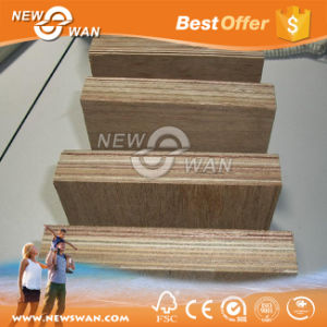 Hardwood Core Plywood /Commercial Plywood /Construction Plywood Manufacturer pictures & photos