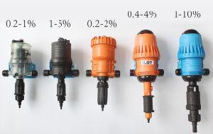 Ilot 1-10% Water-Driven Fertilizer Chemical Injector Pump pictures & photos