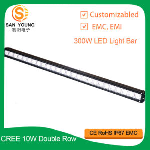 42 Inch 260W CREE LED Light Bar 4X4 off Road Heavy Duty, Sut Military, Agriculture, Marine, Mining Light Bar pictures & photos