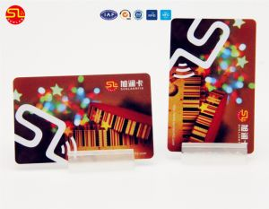 2018 Newest T5577/Tk4100 Proximity Card/RFID Card/Smart Card with Factory Price pictures & photos