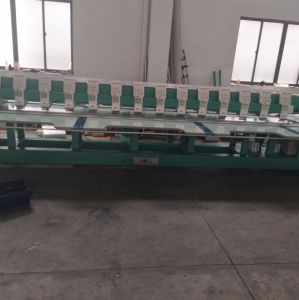 Hye-FL912/400*800*1200 Flat Embroidery Machine pictures & photos
