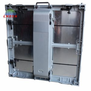 P10 SMD3535 Outdoor LED Display Panel with 640*640mm Cabinet Size pictures & photos