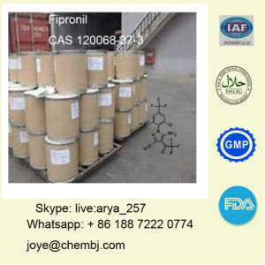 Factory Supply Veterinary Grade Material Fipronil CAS120068-37-3 pictures & photos